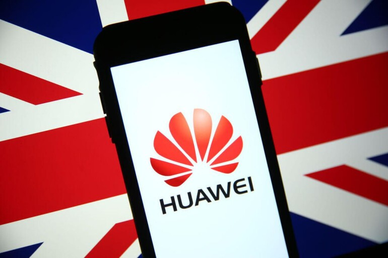 화웨이 통신 장비, 영국서 내년 9월부터 전면 금지된다