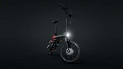 Xiaomi Mi QiCycle, bicicleta eléctrica por US$455