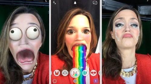 Snapchat agregará filtros patrocinados: reporte