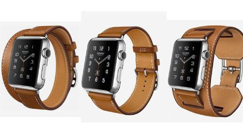 Apple Watch Hermès: el reloj 'fashion' llega a la tienda en línea