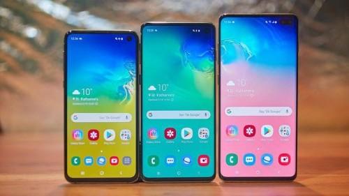 Todo lo que presentó Samsung: Galaxy Fold, S10, Buds y Active Watch