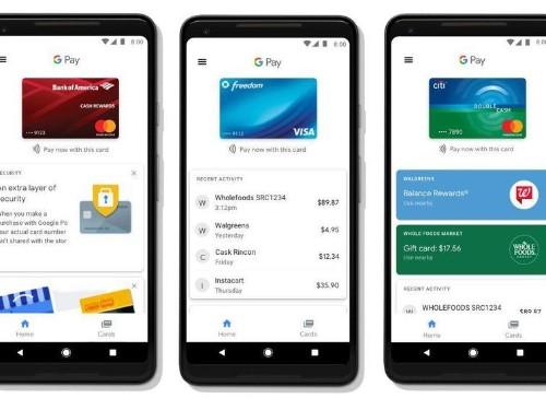 Google Pay: Lo que puedes hacer y no con este app