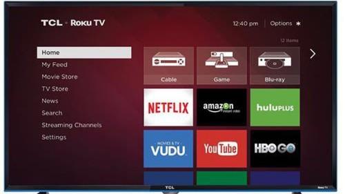 Cazadores de ofertas: un televisor TCL con Roku a US$247