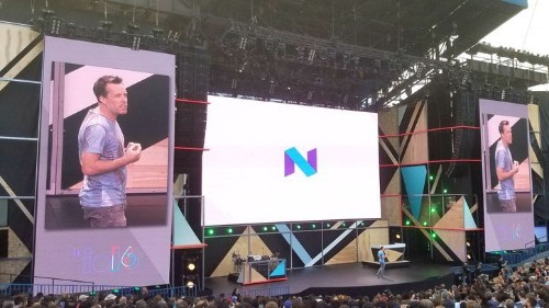 La tecnología de Project Tango estará integrada en Android N