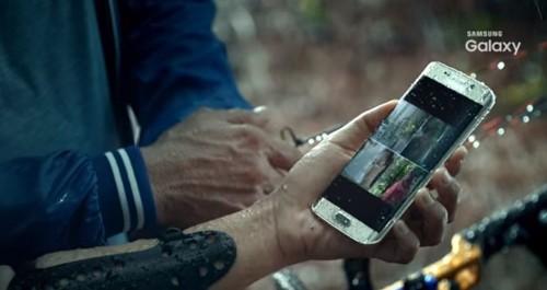 Samsung publica video del Galaxy S7 Edge con resistencia al agua