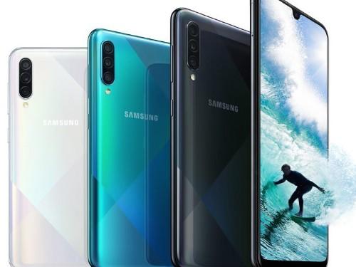 Galaxy A50s: Precio, características