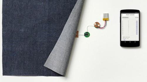 Google y Levi's se unen para crear jeans y ropa inteligente