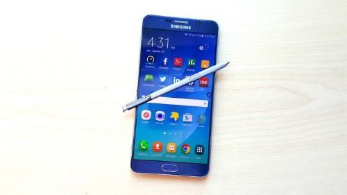 Samsung presentó chip de 6GB de RAM que podría tener el Galaxy Note 6