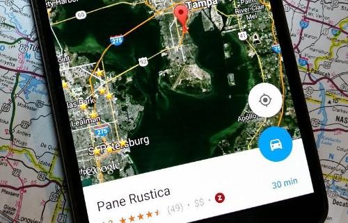 Cómo enviar direcciones en Maps Chrome a tu teléfono Android