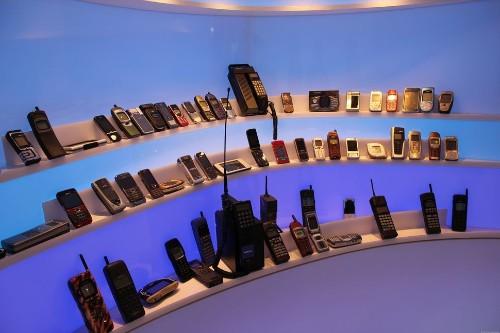 Cómo Nokia inventó el teléfono celular moderno