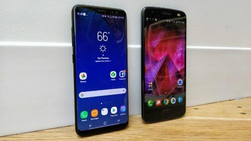 ¿Es el Motorola Moto Z2 Force mejor que el Galaxy S8?