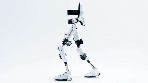 Estas piernas de exoesqueleto podrían ayudarte a caminar