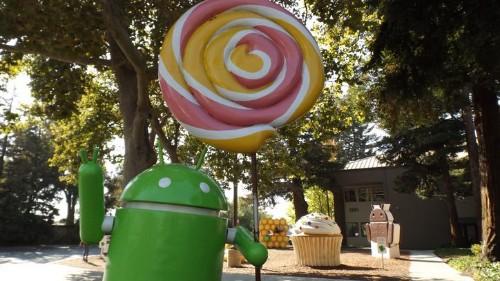 Android Lollipop está instalado en 1 de cada 4 dispositivos Android