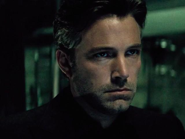 Ben Affleck confirma que no será Batman: reporte