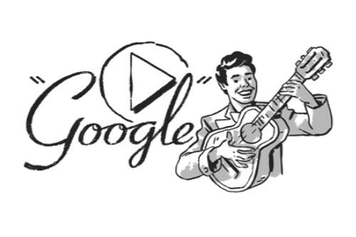 Conoce los 'doodles' de Google dedicados a latinos célebres [fotos]