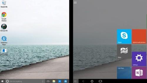 Windows 10: cómo activar el cambio automático entre PC a tableta
