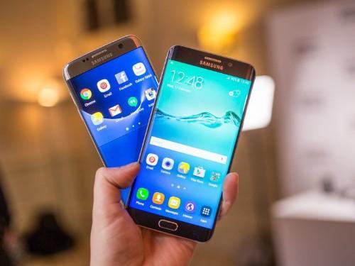 Samsung presenta sus nuevos Galaxy S7, que resultan un tanto familiares