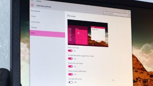 Elimina los anuncios en el menú de inicio de Windows 10