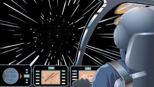 ¿Está la NASA creando una nave que viaja más rápido que la luz?