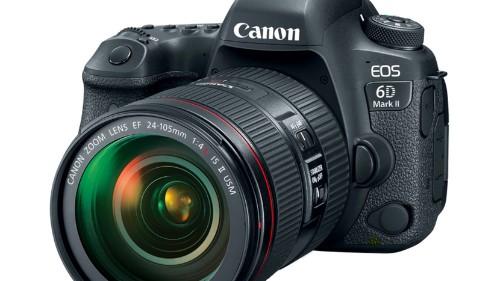Canon presenta la 6D Mark II, una actualización a su 'full frame' de entrada