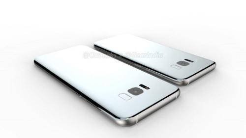 Galaxy S8: se filtran imágenes que confirman nuevo botón y pantalla sin biseles