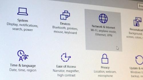 Windows 10: cómo funciona y qué hace la pestaña de redes e Internet