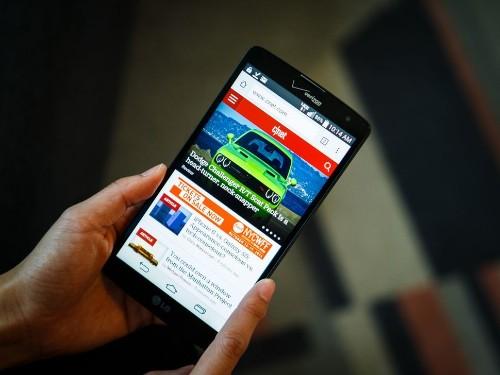 Los 'smartphones' con la batería más duradera