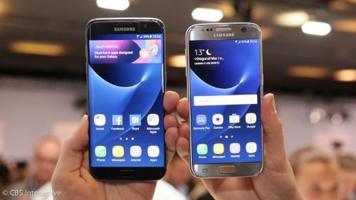 7 razones para comprar Samsung Galaxy S7 Edge en vez de Galaxy S7