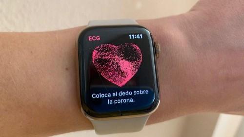 Cómo hacer un ECG en tu Apple Watch Series 4