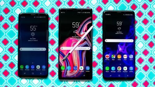 Los celulares y relojes Galaxy están en oferta este Cyber Monday 2018