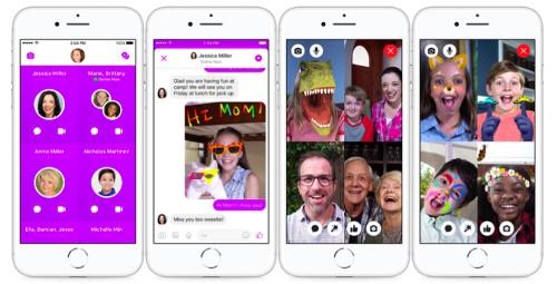 Messenger Kids es el primer app de Facebook dedicado a los niños