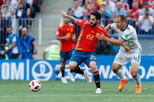 ¡Sorpresa en Rusia! España es eliminado del Mundial