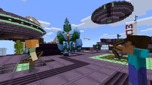 Minecraft estrenará 'Add-Ons' y un mundo chino