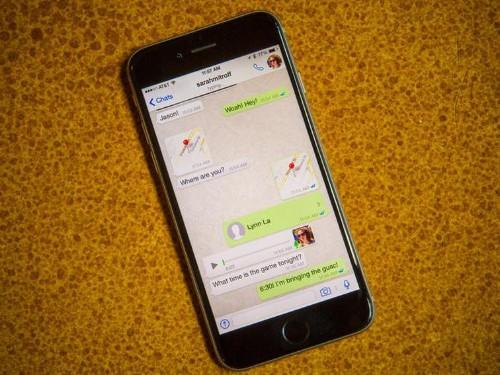 WhatsApp ya integra Dropbox, Google Drive, otros servicios