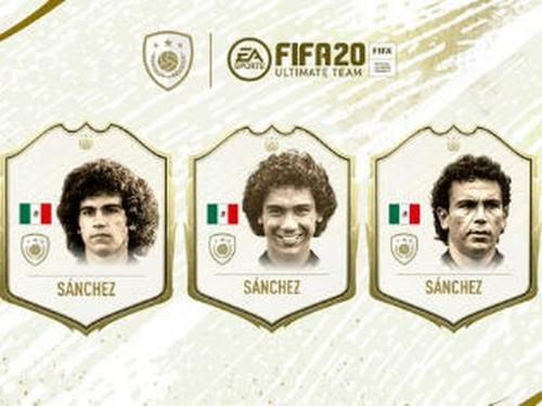 El mexicano Hugo Sánchez reaparece como 'ídolo' en FIFA 20