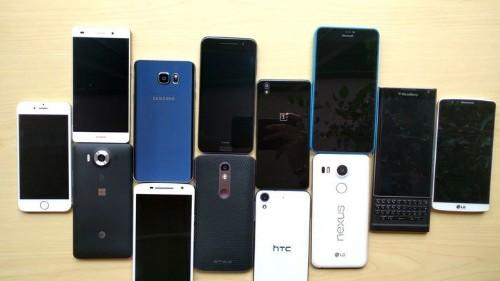 Celulares en 2016: así serán los celulares Samsung, Apple, LG, Sony y otros