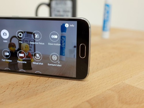Cómo descargar modos de cámara extra en el Galaxy S6 y S6 Edge