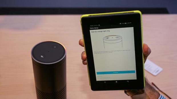 「Amazon Echo」を写真で見る--家庭向けデジタルアシスタント - CNET Japan