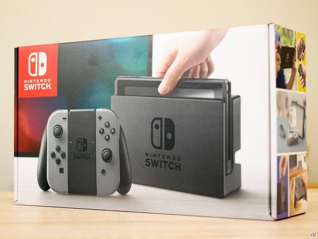 「Nintendo Switch」開封の儀--コンパクトでセットアップも容易 - CNET Japan