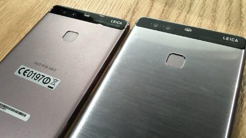 Comparación: Huawei P9 Plus, Galaxy S7 Edge, iPhone 6S Plus y Nexus 6P
