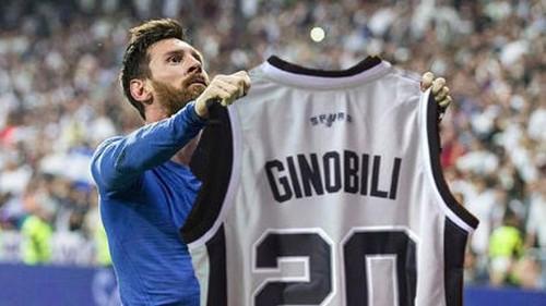 Así fue el homenaje a Ginóbili que inundó de lágrimas las redes sociales