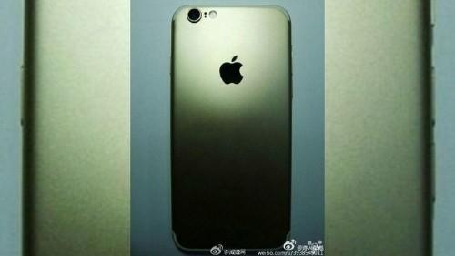 Foto filtrada del iPhone 7 muestra la desaparición de las líneas traseras
