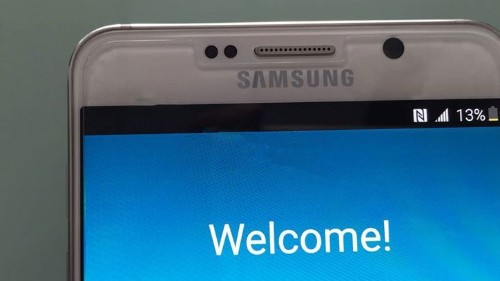 El Galaxy Note 5 y Galaxy S6 Edge+ se filtran en nuevas fotos