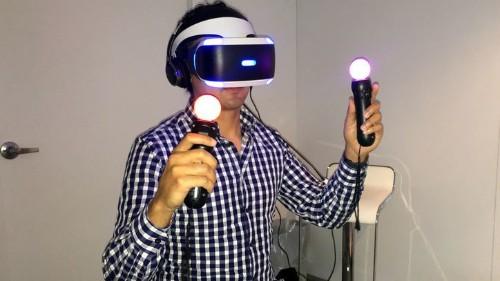Sony PS VR Aim Controller, el mando que promete máxima precisión