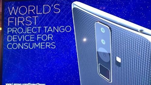 Google y Lenovo lanzarán celular con tecnología de realidad aumentada