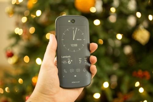 YotaPhone 2 no llegará a EE.UU. este año: reporte
