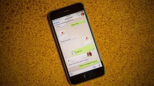 WhatsApp beta ahora ofrece soporte de texto en negritas e itálicas