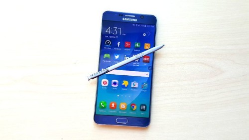 10 novedades del Samsung Galaxy Note 5. Características y funciones