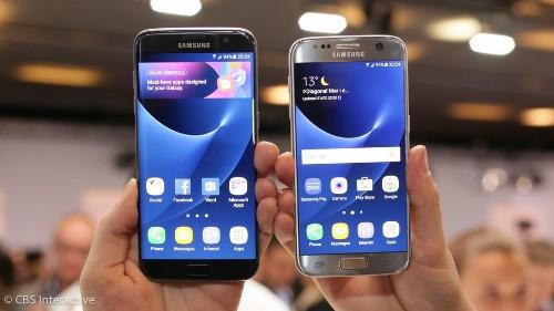 Galaxy S7, S7 Edge comienzan a recibir Android 7.0 Nougat