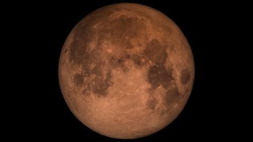 Cómo ver el eclipse de la Súperluna por Internet